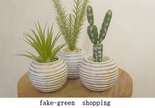fake-green shopping